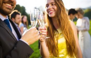 מסיבת חתונה בגן אירועים