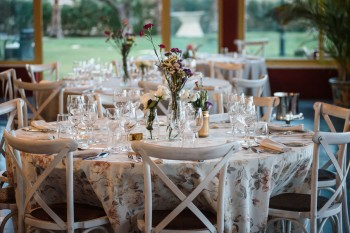 שולחן ערוך בגן אירועים
